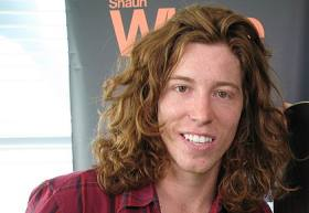 Shaun White photo by Veronica Belmont, Flickr and Wikimedia Commons
